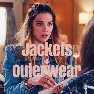 🧥 jackets + 🧢 + 🧣 + outerwear 👇